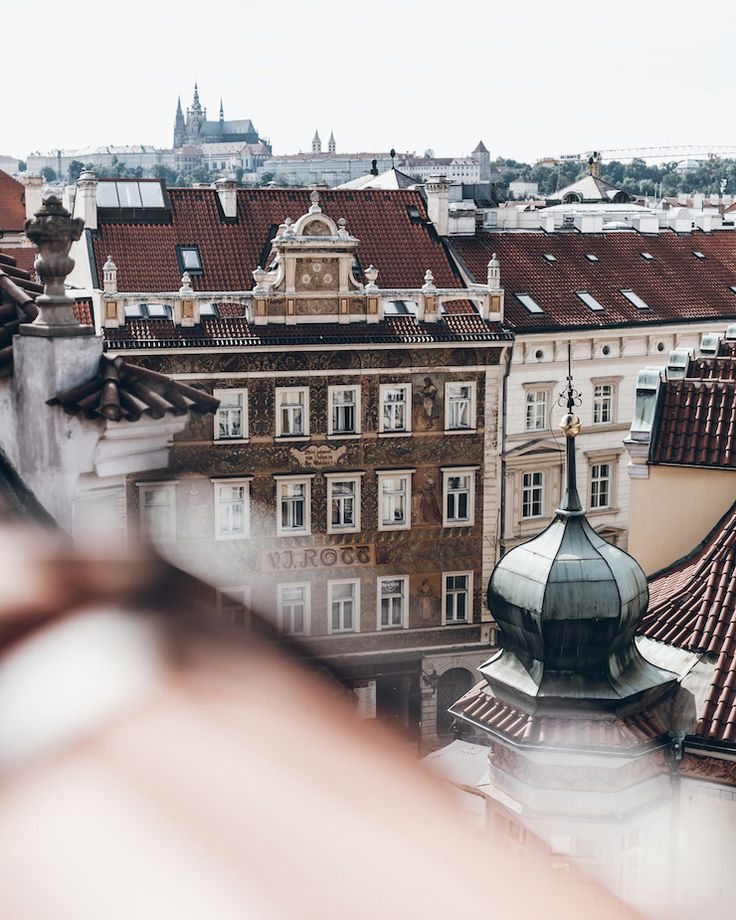 Prague | by Mikuta Where my late pop-pop is from! :)