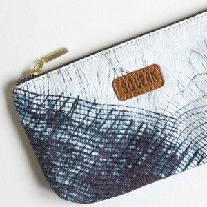 Woven Pouch - www.squeakdesign.com