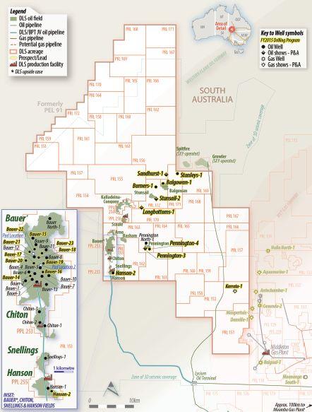 #ASX #Ausbiz #Australia #Drillsearch Energy Limited