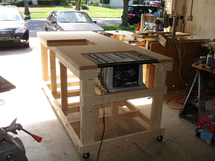 backyard workshop ultimate workbench i will design one immediately building projects. Black Bedroom Furniture Sets. Home Design Ideas