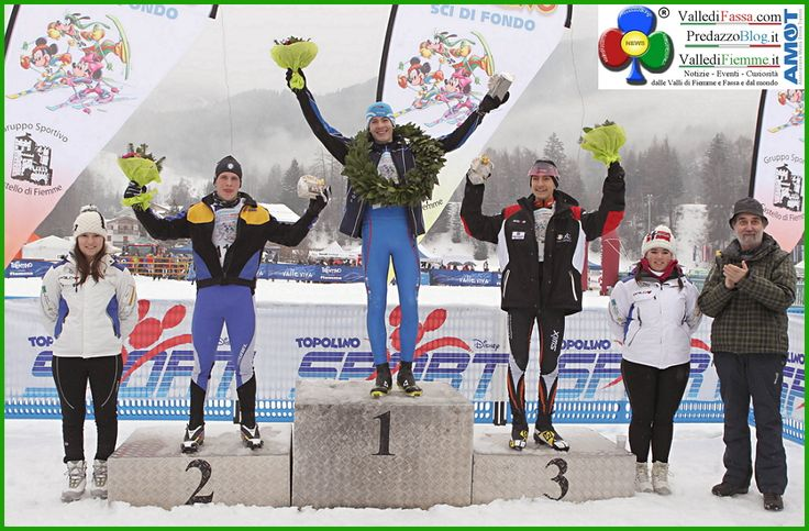 I 1300 del Trofeo Topolino Sci di Fondo 2014 Valle di Fiemme - Classifiche e Video