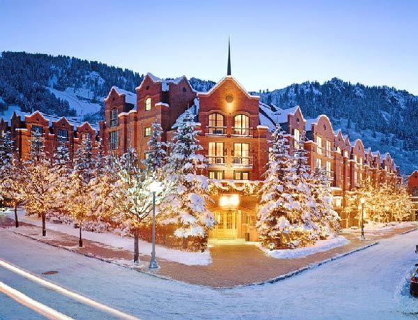 St Regis Aspen Colorado