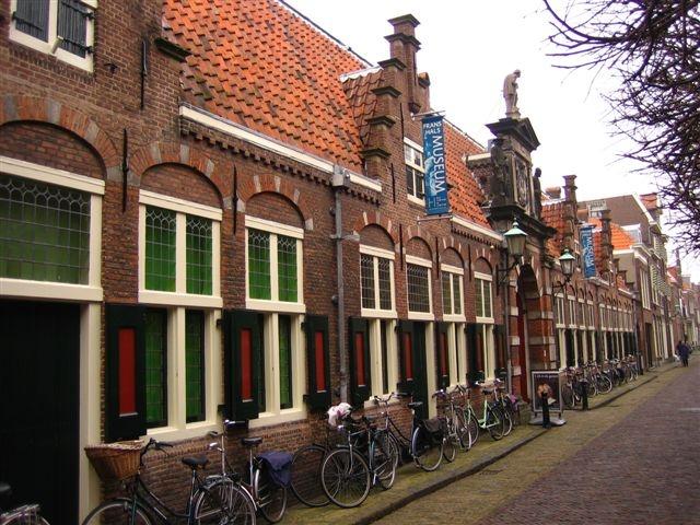 Haarlem - Frans Hals Museum
