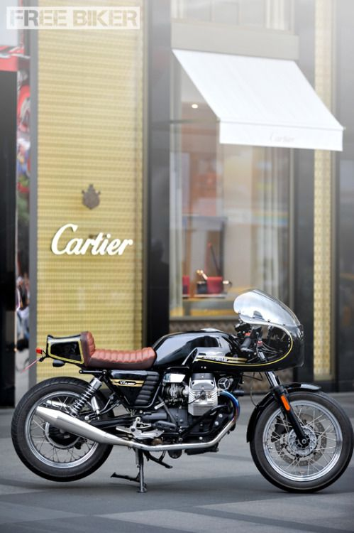 IPM V7 Cafe Racer