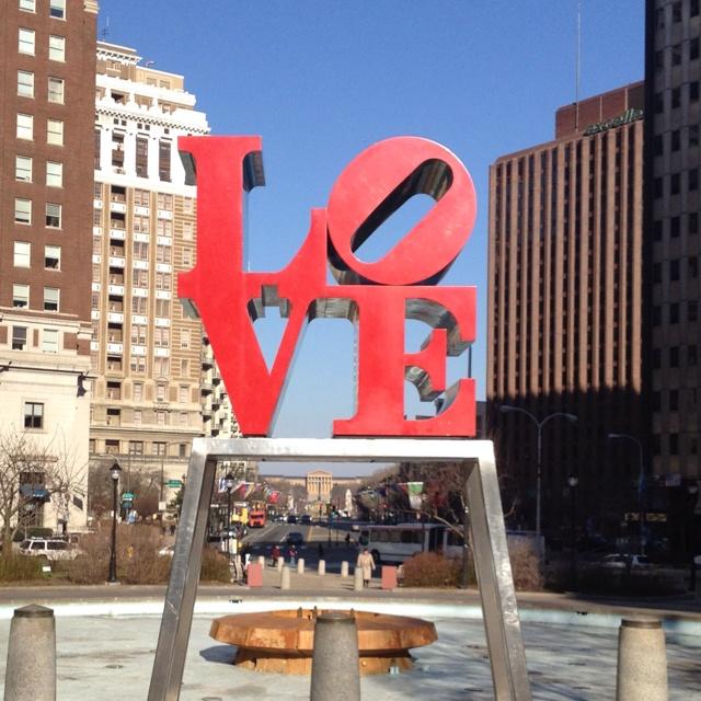 City of Brotherly Love, Philadelphia, PA