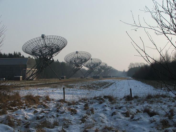 Radio Sterrenwacht Hooghalen