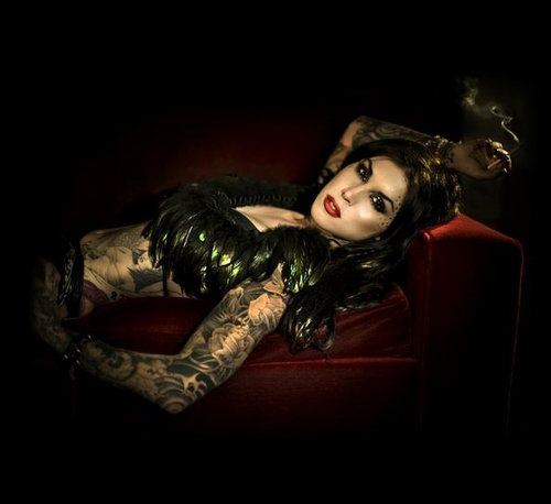 Why The Tattoo Industry Hates The Reality Show Tattoo: 114 Best Images About Kat Von D On Pinterest