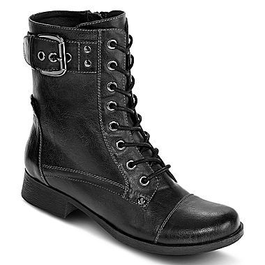 Jcp Unisa 174 Brewster Womens Combat Boots For The Of