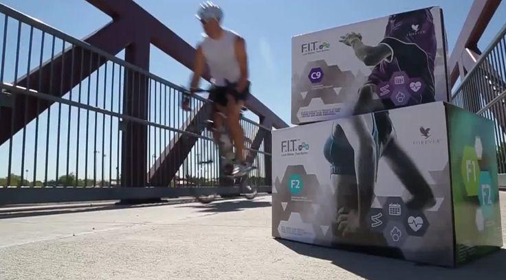 Forever FIT Testimonial - Training for a Triathlon