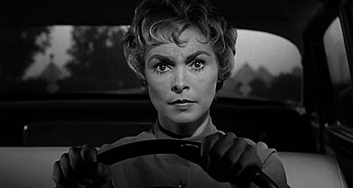 Janet Leigh discussing the infamous shower scene in Psycho