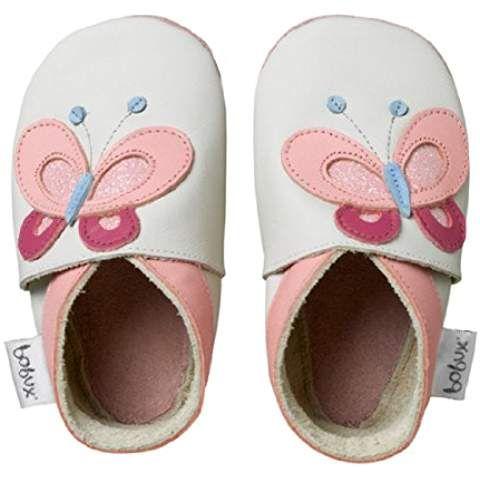 Bobux 460740 Baby Mädchen Lauflernschuhe