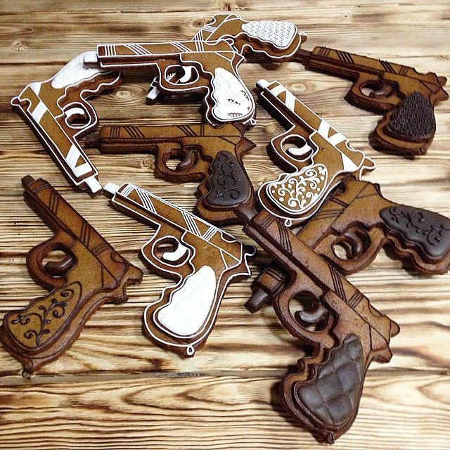 Неслучайное печенье - Декорированные пряники ручной работы от студии-пекарни Татьяны Хромушиной