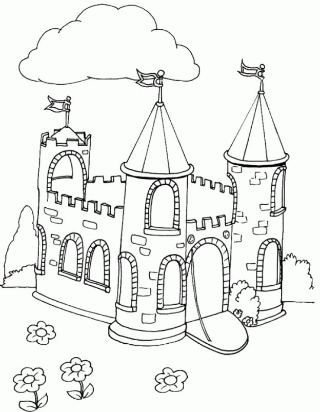 76 best Fairy Tales and Mythology Coloring Pages images on Pinterest ...