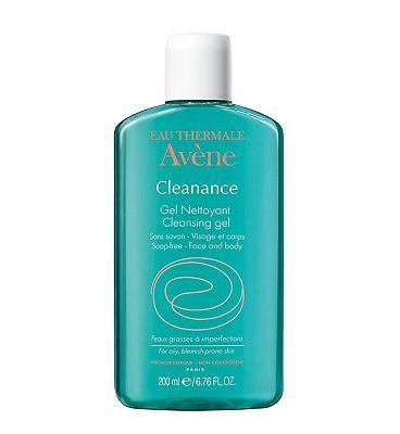 #Avene Cleanance Cleansing Gel, 200ml 10155054 #32 Advantage card points. Gentle cleansing gel for blemish prone skin. Helps to purify the skin and regulate oil production, leaving the skin feeling fresh and clean. Can be used on face and body (chest and back). Soap free, paraben free. FREE Delivery on orders over 45 GBP. (Barcode EAN=3282779365529)