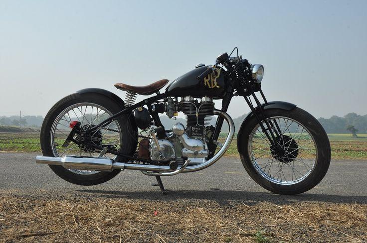Custom made Bike from JEET Motors