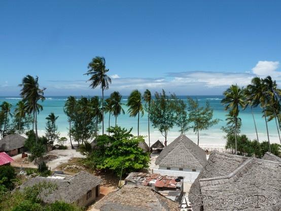 View from room, Baby Bush Lodge, #Zanzibar, #Tanzania, #Africa, #honeymoon, #holiday, #travel, #sabbatical