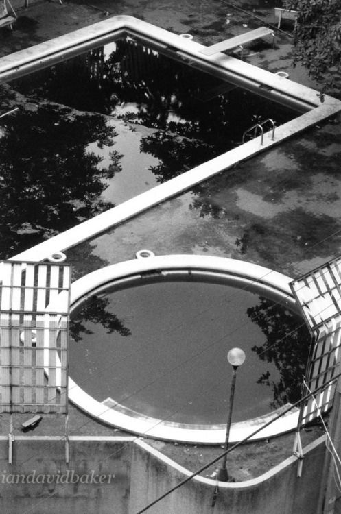 misteriandavid:  Abandoned Pools where someone once drowned....
