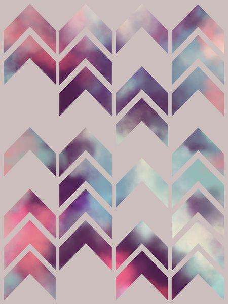 Chevrons. #graphic #design #inspiration
