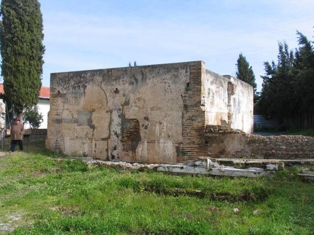 Baños Arabes Granada Paseo De Los Tristes:Los baños árabes de La Zubia son unos de los mejores conservados de