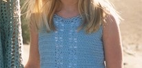 free women's camisoles, tank tops patterns - search over 19,000 free crochet patters at crochetfreepattern.com