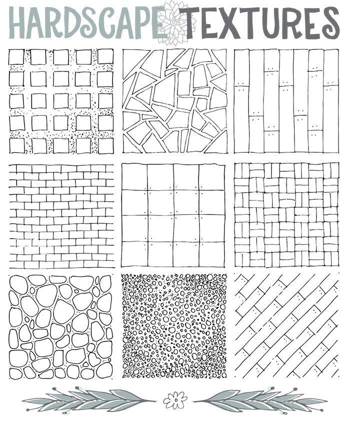 Zeichnen Von Bodentexturen Auf Www Lisaorgler Com Bodentexturen