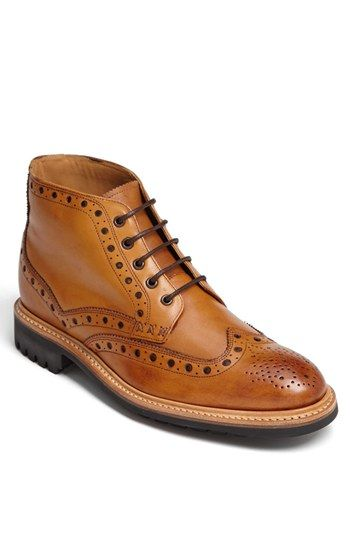 Wingtip Boot