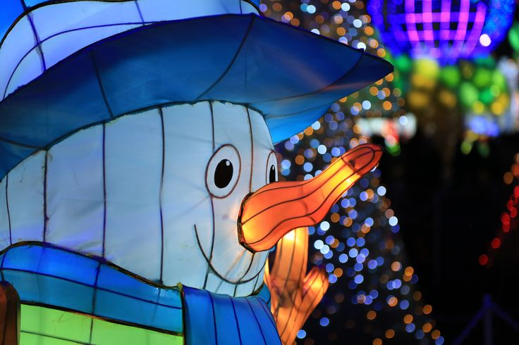 Holiday Events in Sacramento: Global Winter Wonderland
