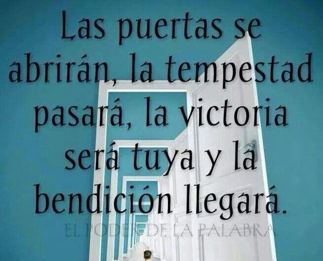 En victoria
