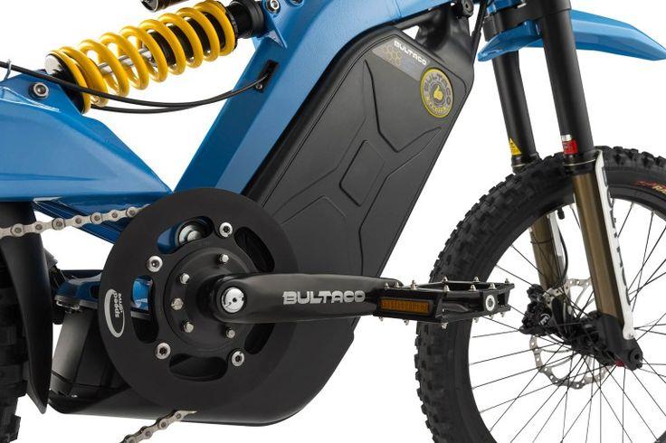 Bultaco Brinco battery 1300wh, 8kg