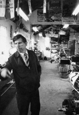 Ken Tyrrell