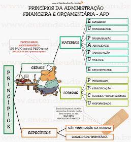 ENTENDEU DIREITO OU QUER QUE DESENHE ???: PRINCÍPIOS DA ADMINISTRAÇÃO FINANCEIRA ORÇAMENTÁRIA.