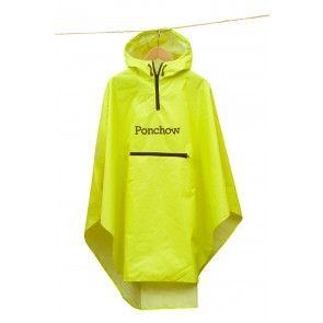 Ponchow® Fluor Yellow poncho LUXE - 100% Oxford Polyester - Kan opgeplooid worden in zakje met rits (vooraan poncho) - Verstelbare regenkap - Volledige waterdicht - Limoenkleur / Cognac details - De hipste Amsterdamse poncho's! http://www.festivalking.com/nl/ponchowr-fluor-yellow-poncho.html