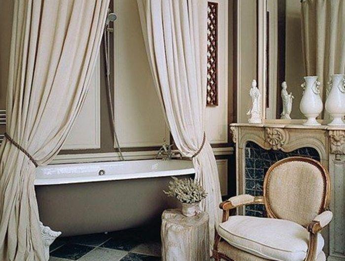 Les 25 meilleures id es de la cat gorie salle de bain retro sur pinterest carrelage de salle - Baignoire salle de bain maroc ...