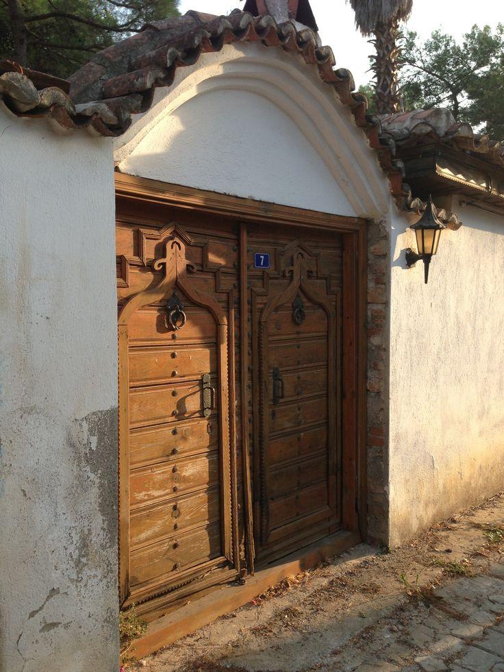Akyaka Houses, Mugla-Turkey