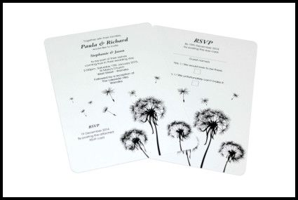 Freedom Wedding Stationery > New Designs