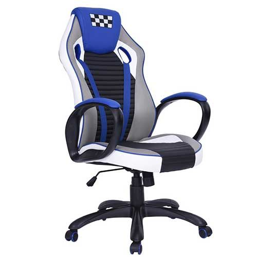 Captivating 10.best Gaming Chair Under 100: Gaming Chair Computer Desk Chair Coavas  Racing Chair