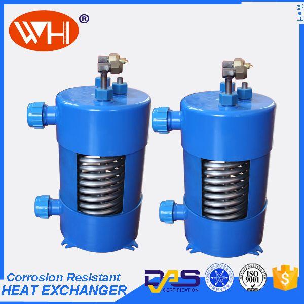WHC-2.0DYW pvc titanium heat exchanger aquarium chiller,sea water chiller for aquarium,mini aquarium chiller