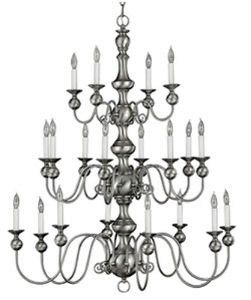 Chandelier Lighting Experts Virginian Pretty 44 Inch In Height Might
