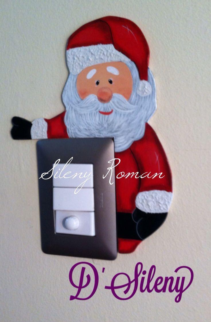 Adorno de Santa para apagador