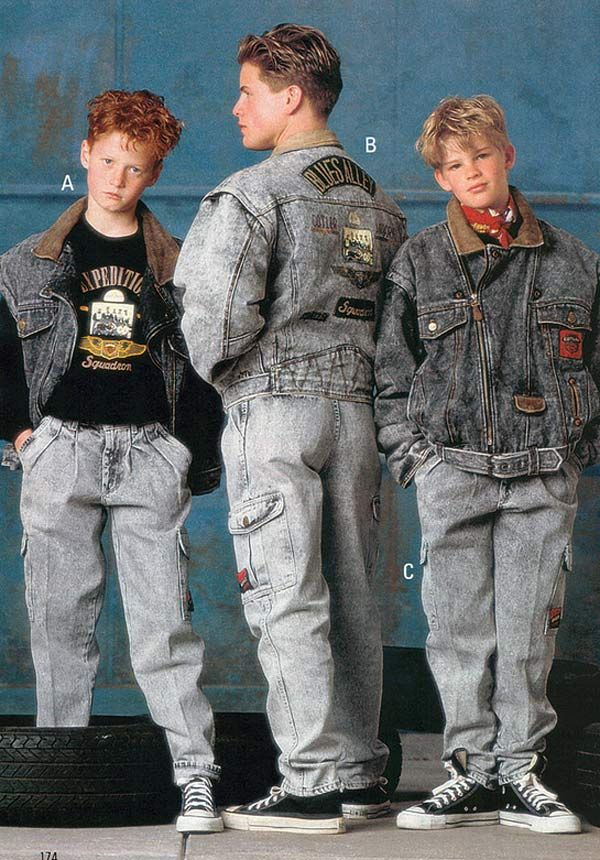 1980s Fashion for Men & Boys | 80s Fashion Trends, Photos and More