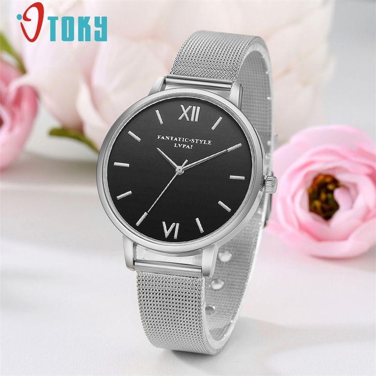 $2.49 (Buy here: https://alitems.com/g/1e8d114494ebda23ff8b16525dc3e8/?i=5&ulp=https%3A%2F%2Fwww.aliexpress.com%2Fitem%2FOTOKY-Woman-Watches-Luxury-Women-Bracelet-Watches-Dress-Wristwatch-Stainless-Steel-Clock-Quartz-Casual-Watch-30%2F32796538352.html ) OTOKY Woman Watches Luxury Women Bracelet Watches Dress Wristwatch Stainless Steel Clock Quartz Casual Watch #30 Gift 1pc for just $2.49