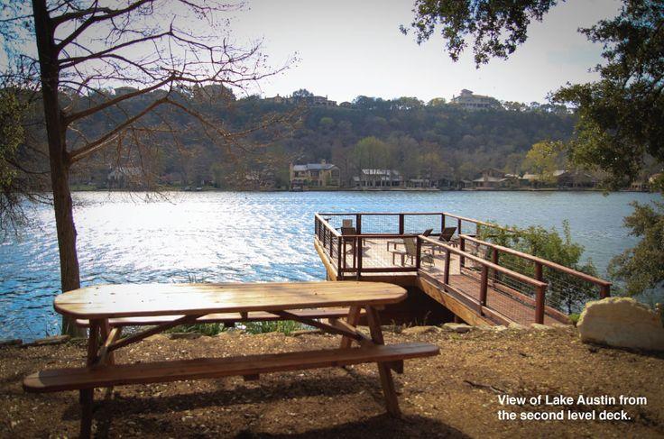 memorial day lake austin