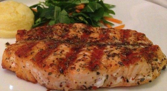 Somon Izgara Tarifi | Yemek Tarifleri