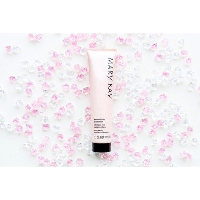 Don't let freezing temps catch you off guard, moisturize with Mary Kay Extra Emollient Night Cream! Get it here: www.marykay.com #stockingstuffer