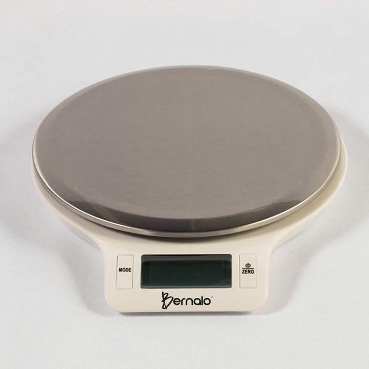 $69.900 Balanza Digital de Cocina, Anti-Huellas Dactilares y Capacidad de 5 kg.