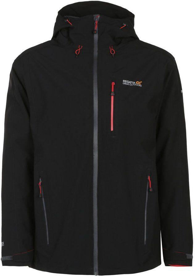 Regatta WRIGHTBRIDGE 3IN1 Outdoor jacket black pepper
