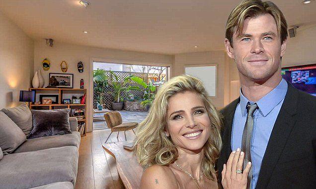 Inside Chris Hemsworth and wife Elsa Pataky's former Santa Monica pad