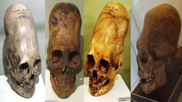 Археологи ужаснулись находкам в погребальных камерах. там были Странные ...