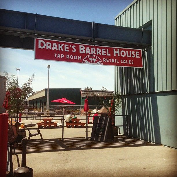 Drake's Barrel House in San Leandro, CA