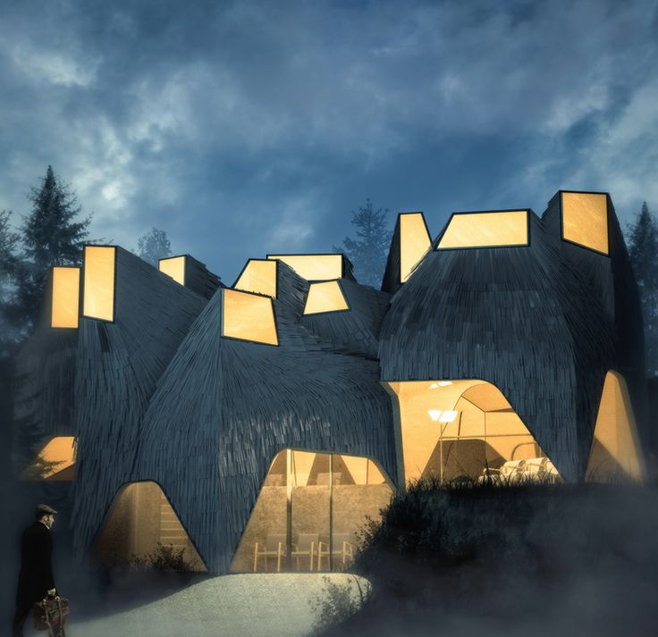 Alvar Aalto's Works Referenced in a Proposed Addition to One of Finland's Most Important Museums